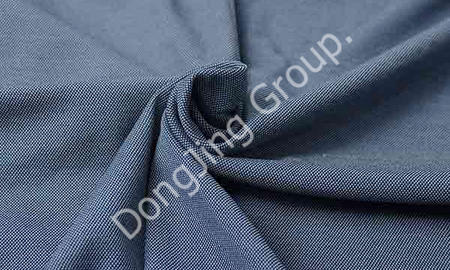 Fabric wrinkle resistance and pleated retention